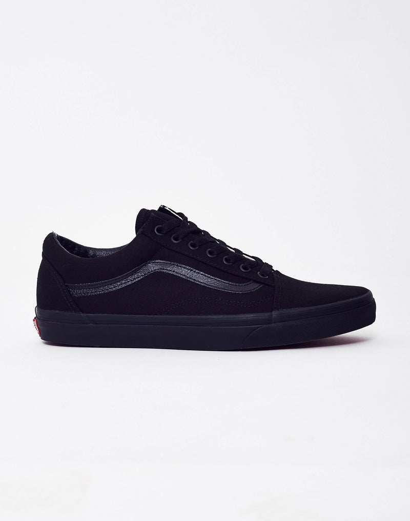 Vans - Old Skool Trainers All Black
