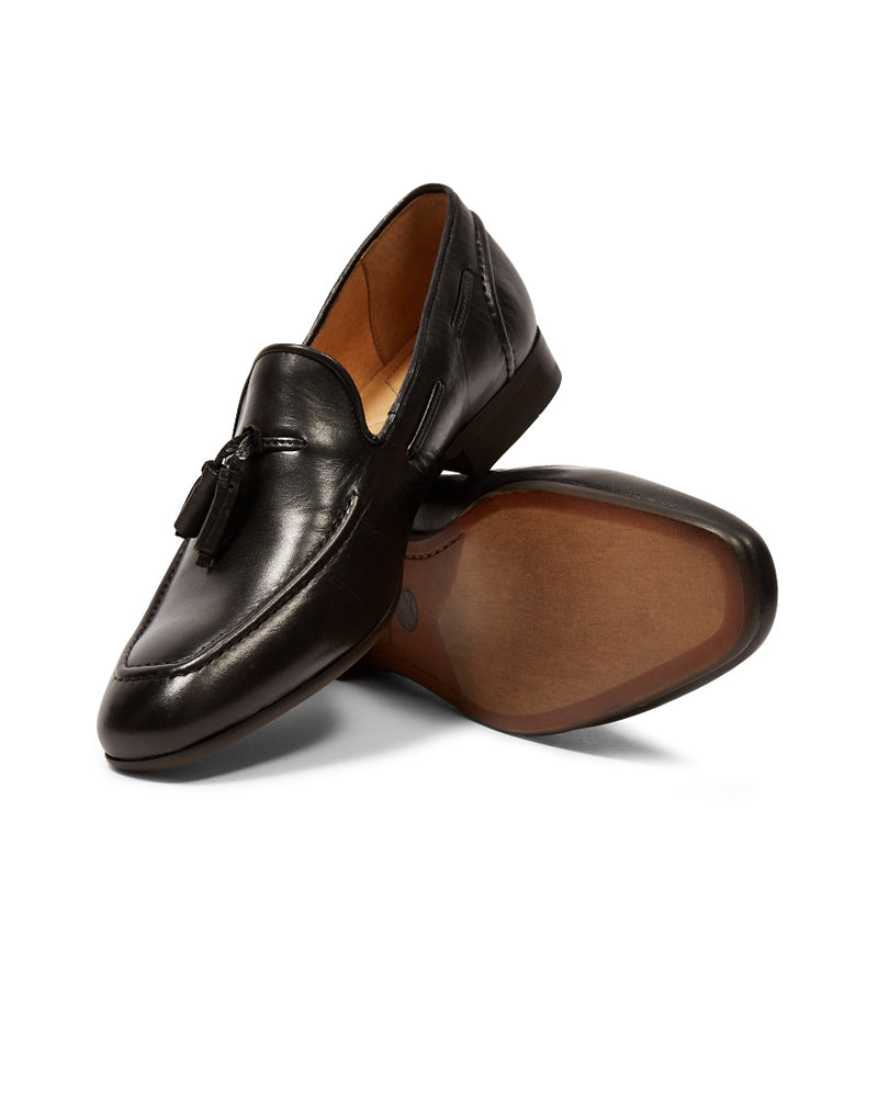 Hudson - Pierre Loafer Black