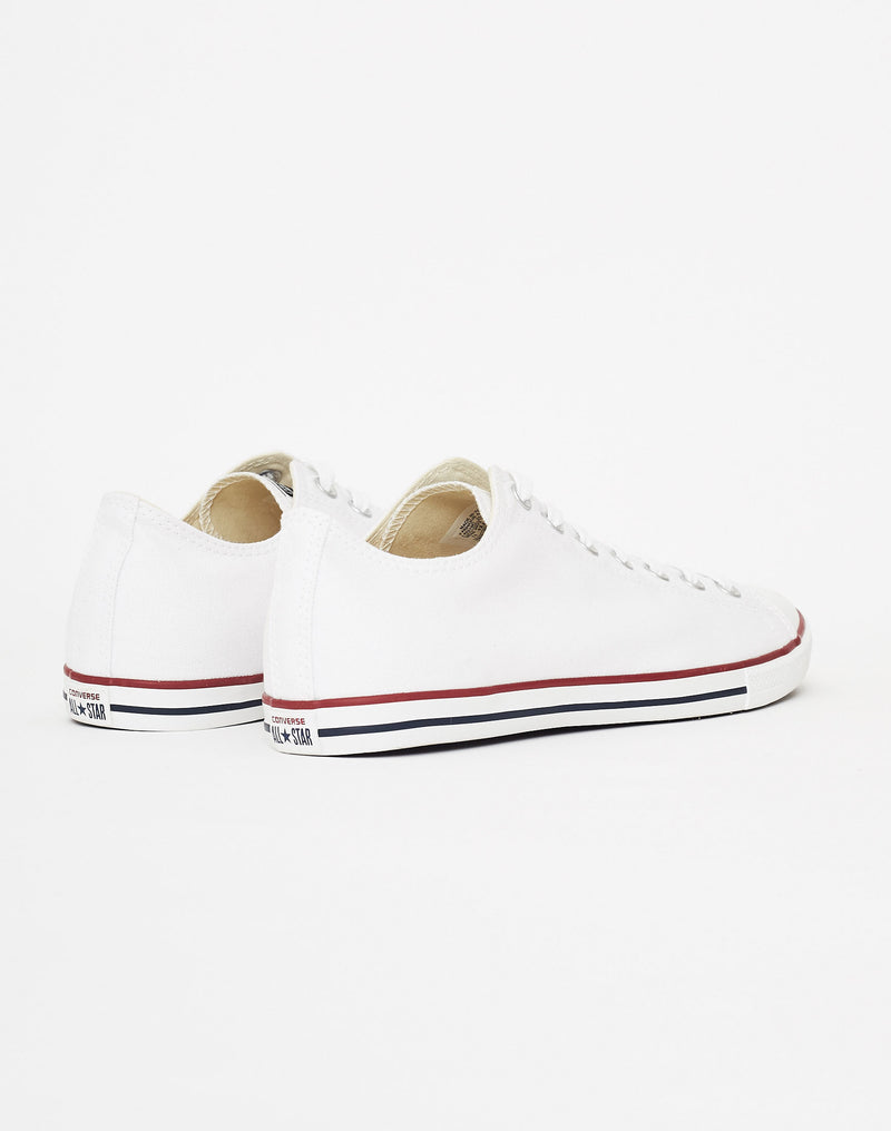 Converse - Chuck Taylor All Star Lean Plimsolls White
