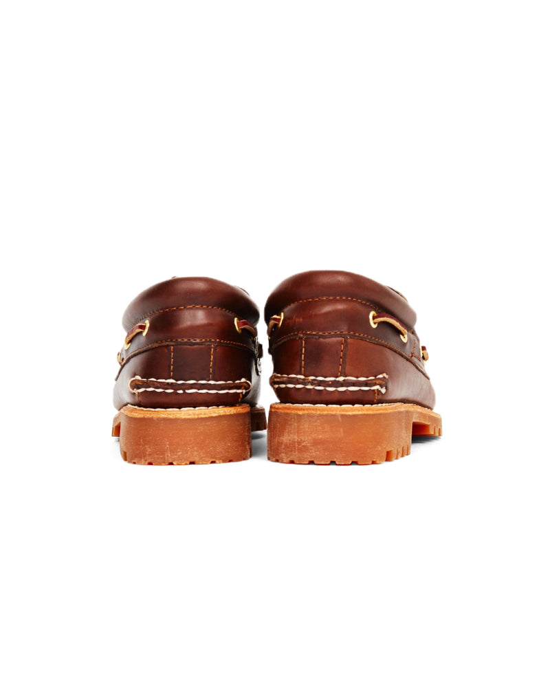 Timberland - Lug Boat Shoes Brown
