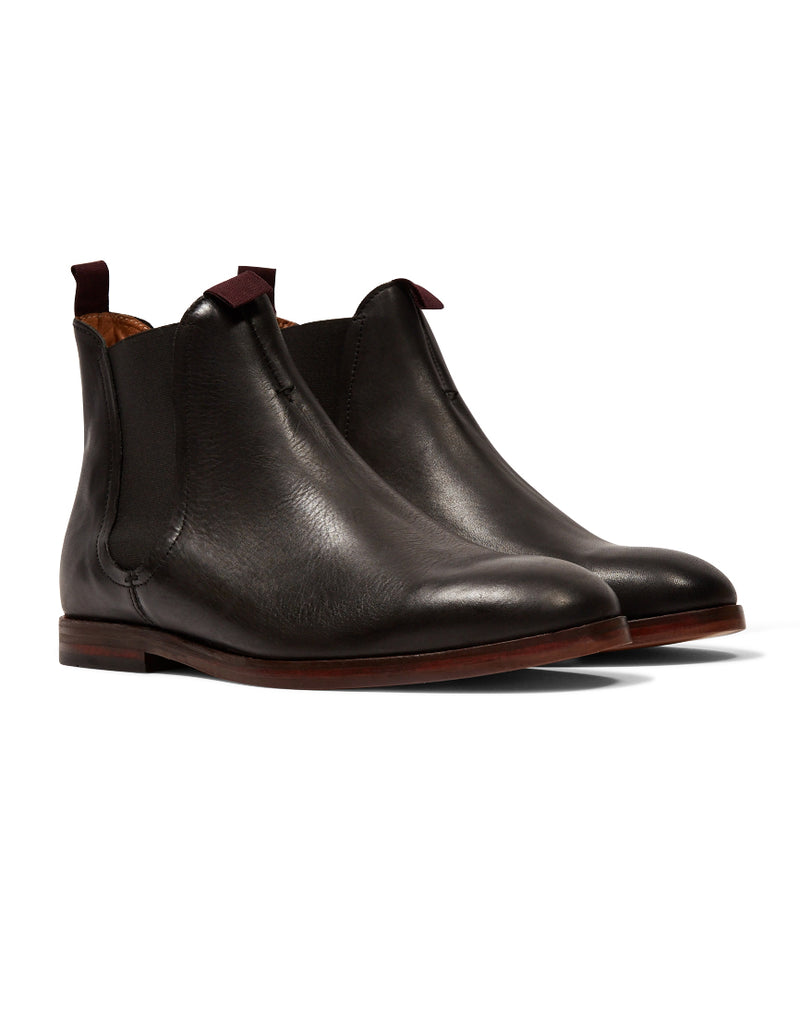 Hudson - Tamper Boot Black
