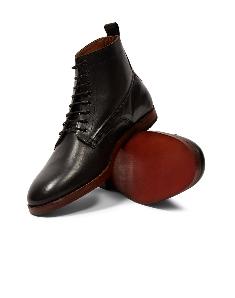 Hudson - Forge Boot Black