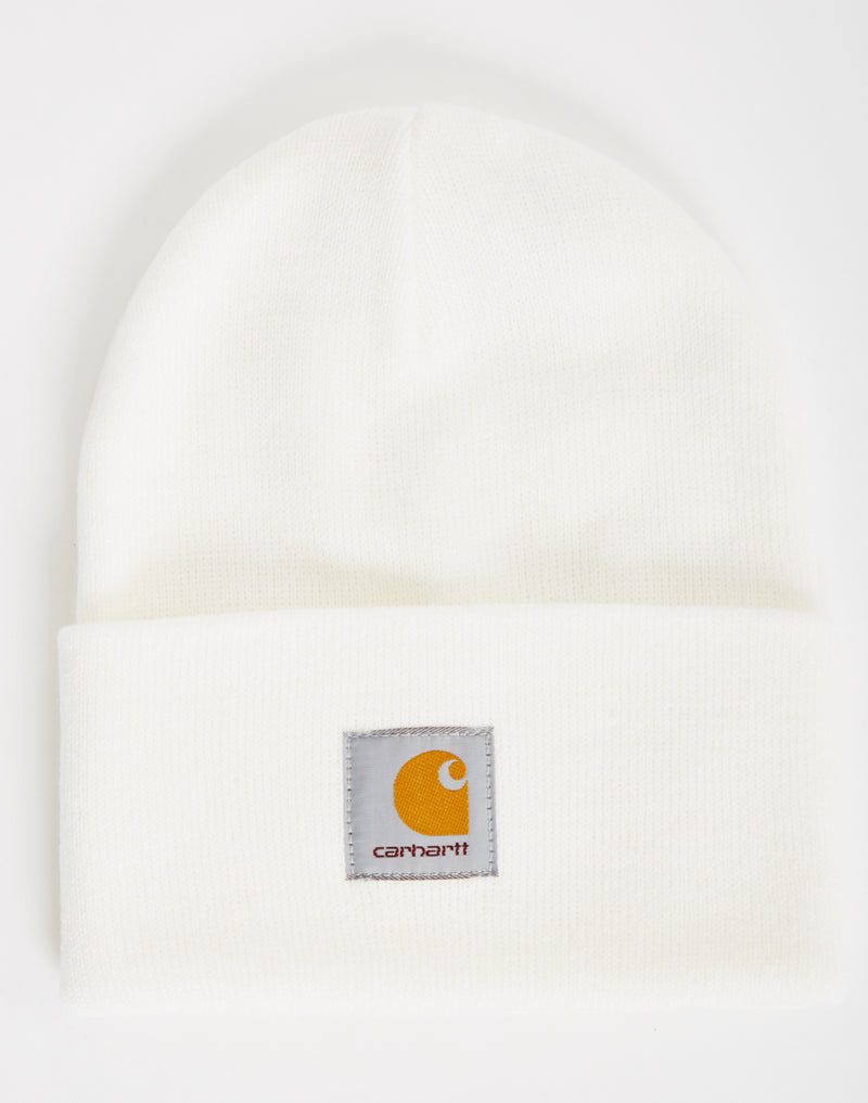 Carhartt - Watch Hat White