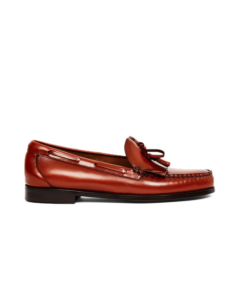 G.H. Bass & Co. - Weejuns Tassle Loafers Tan
