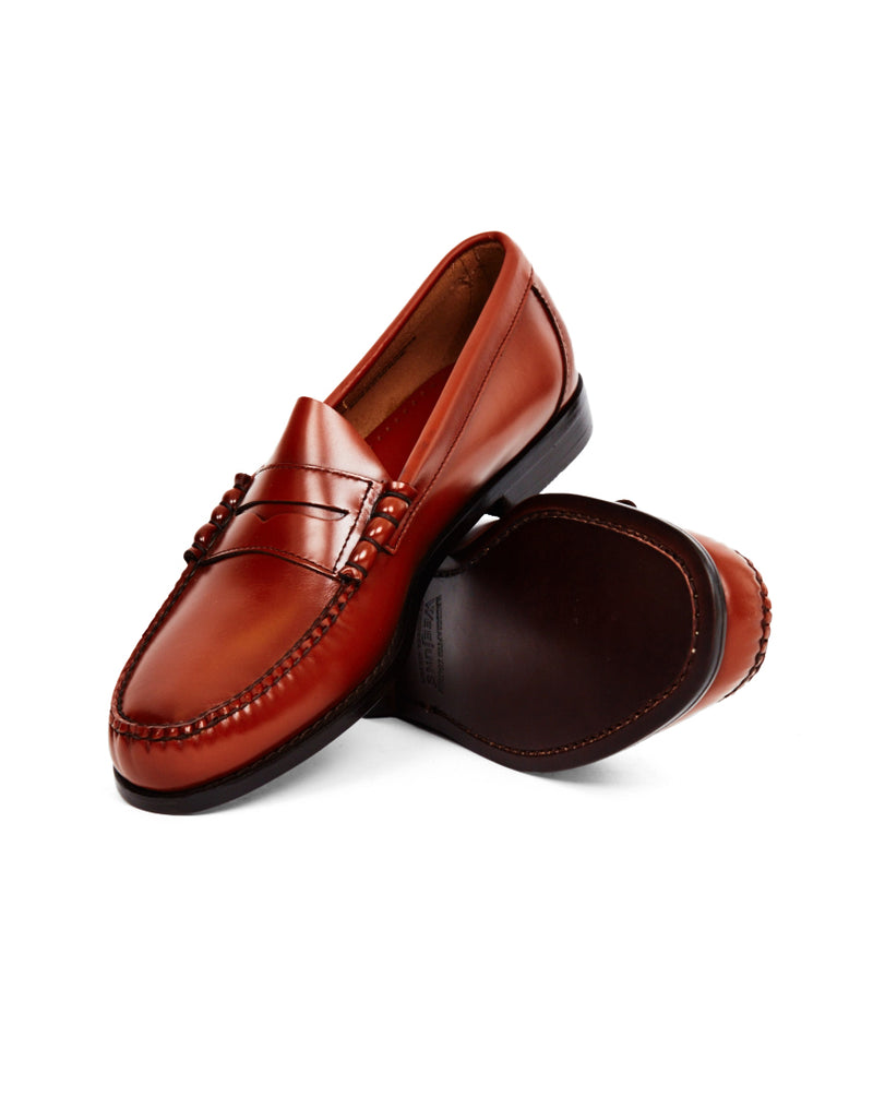 G.H. Bass & Co. - Weejuns Classic Penny Loafer Tan