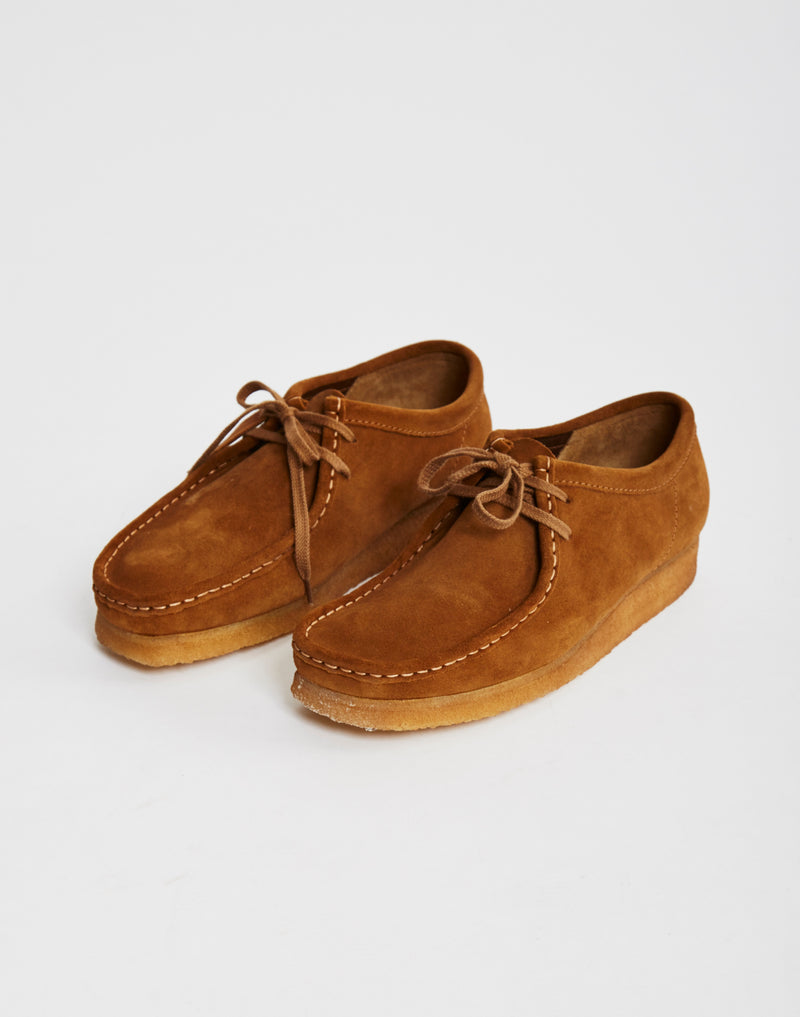 Clarks Originals - Wallabee Brown