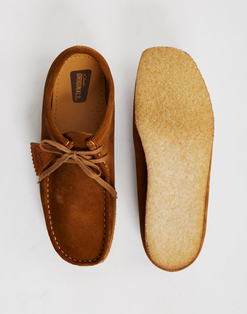 Clarks Originals - Suede Wallabee Brown