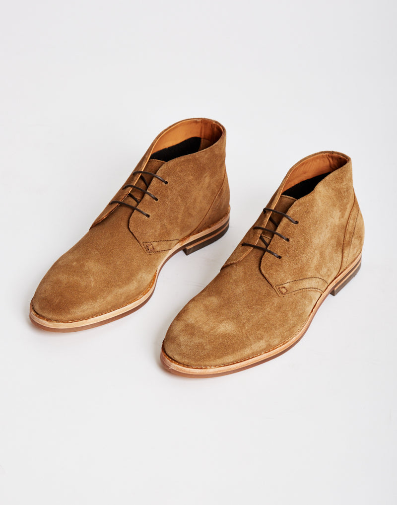 Hudson - Houghton Suede Chukka Boot Brown