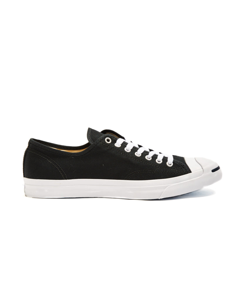 Converse - Jack Purcell Jack Canvas Trainer Black