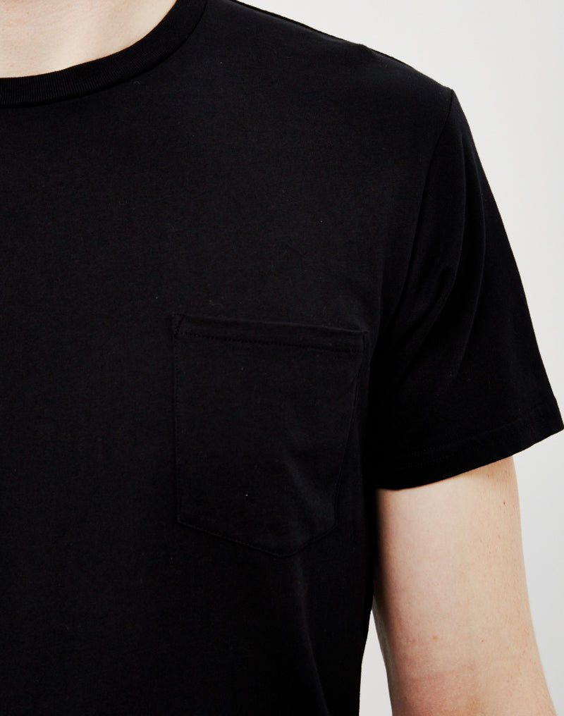 Edwin - Pocket T-Shirt Black