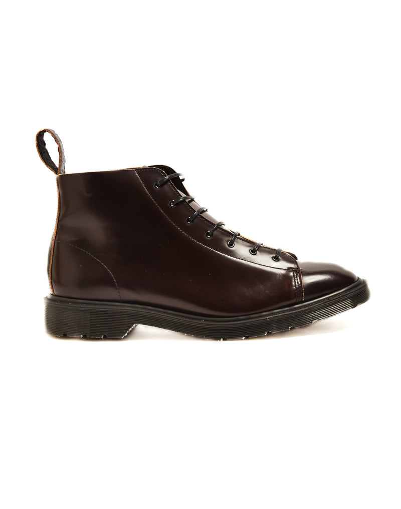 Dr Martens - Made In England Classic Monkey Boot Red