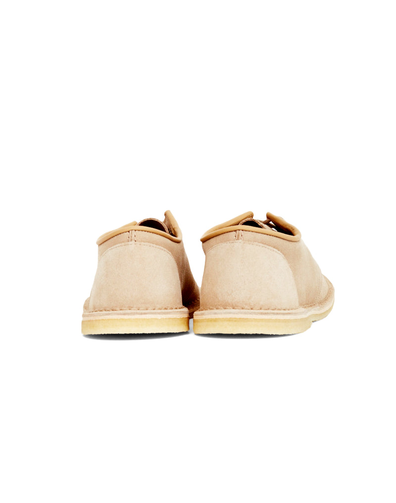Clarks Originals - Jink Suede Shoe Off White