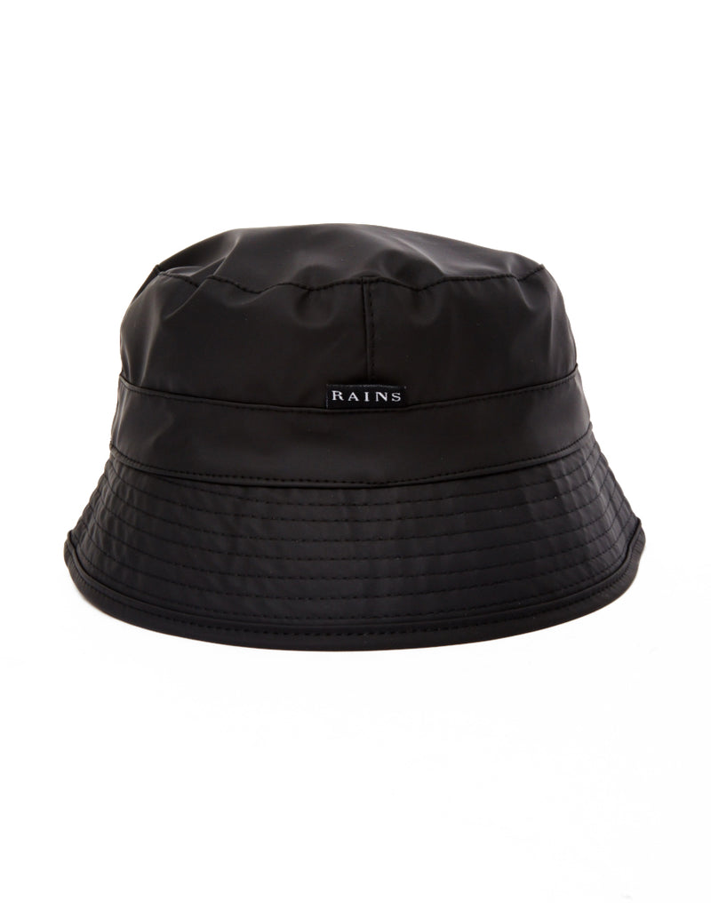 Rains - Bucket Hat Black