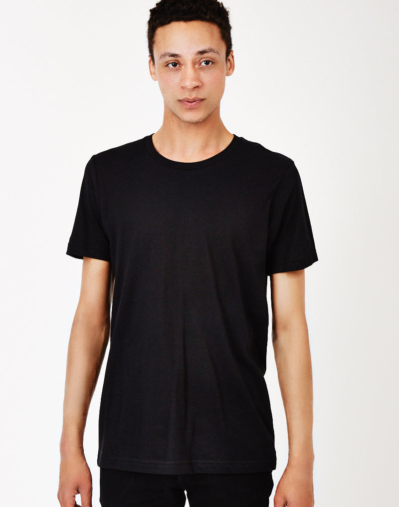 The Idle Man - Perfect T-Shirt Black