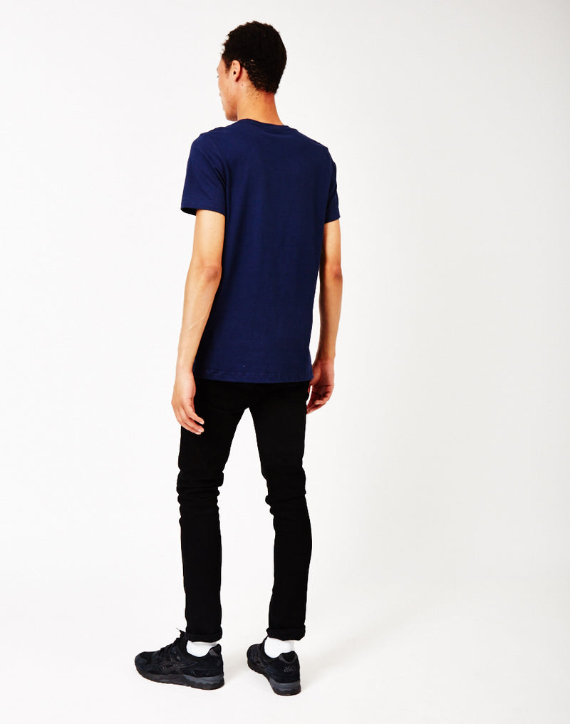 The Idle Man - Perfect T-Shirt Navy