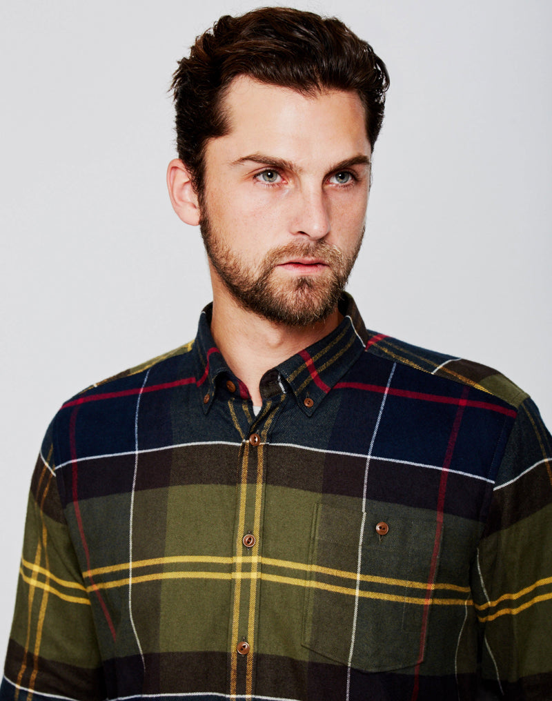 Barbour - Johnny Check Shirt Tartan