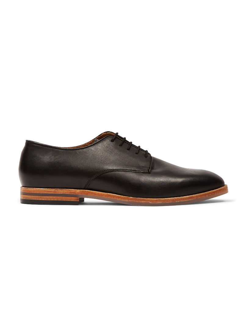 Hudson - Hadstone Calf Shoe Black