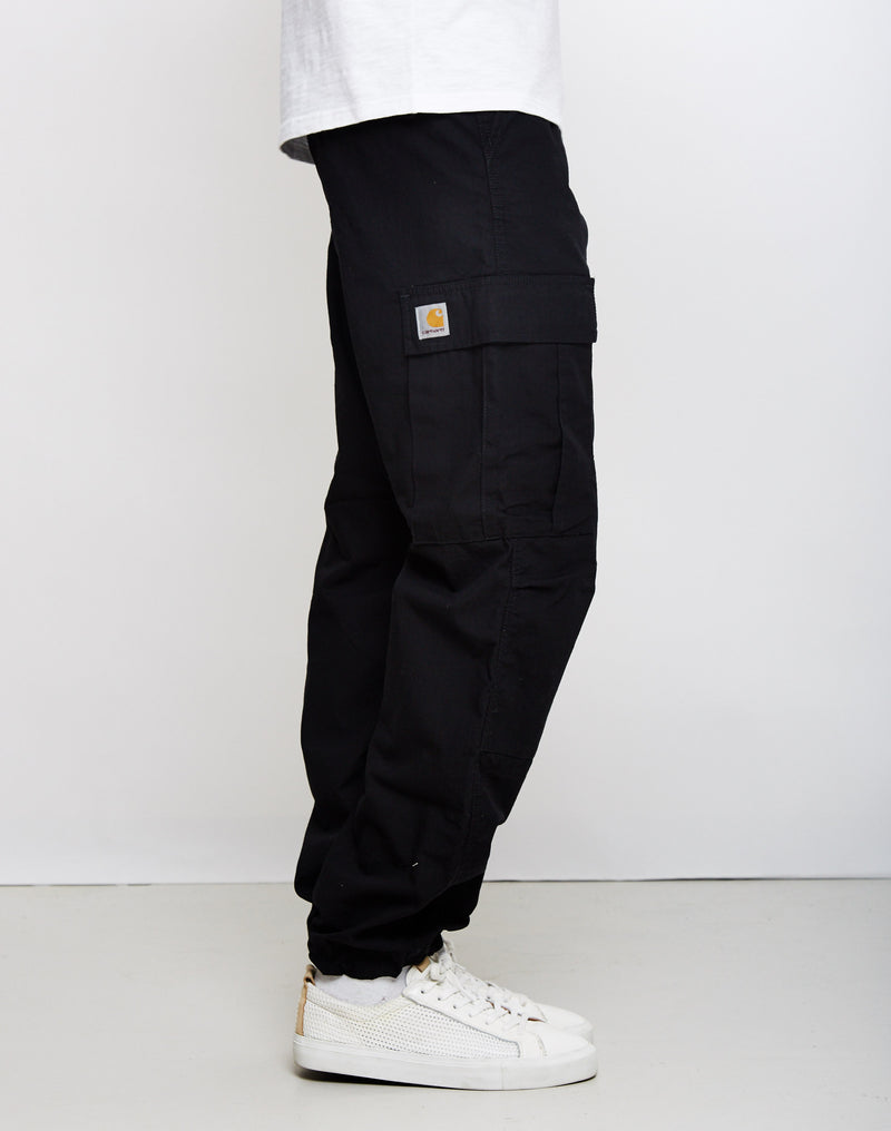 Carhartt WIP - Regular Cargo Pant Black