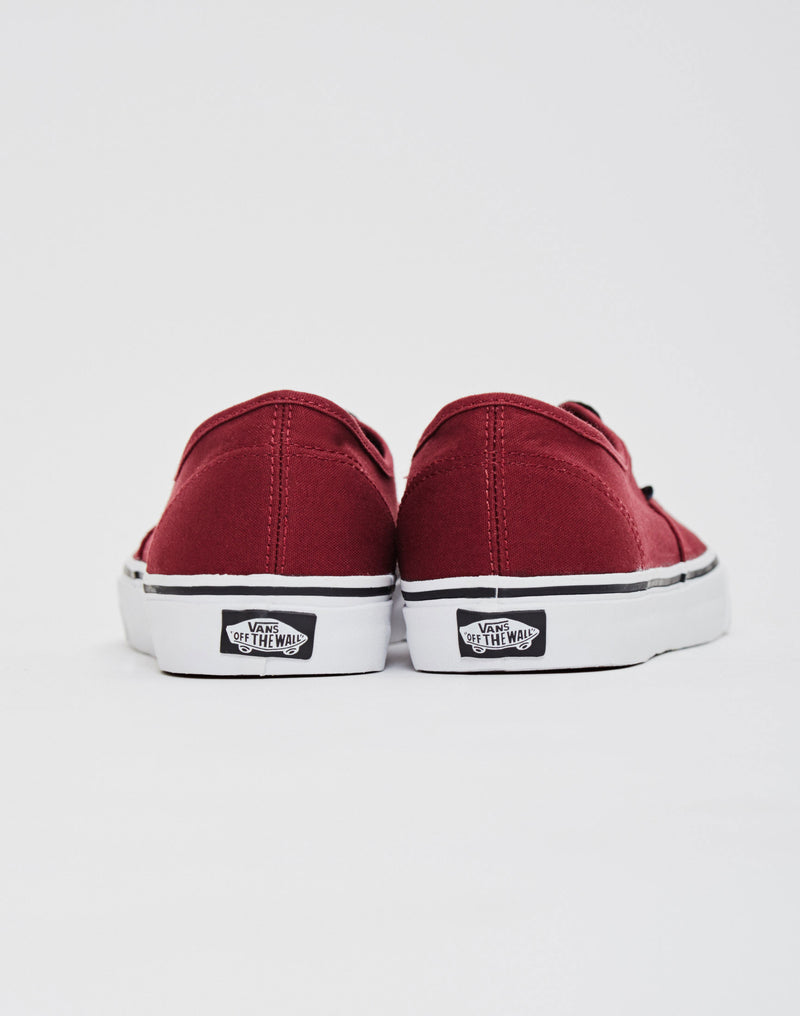 Vans - Authentic Trainer Burgundy