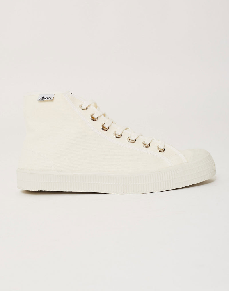 Novesta - Star Dribble Plimsoll White