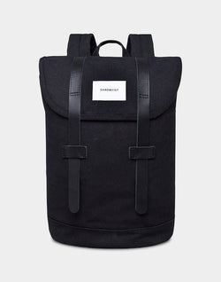Sandqvist - Stig Backpack Black