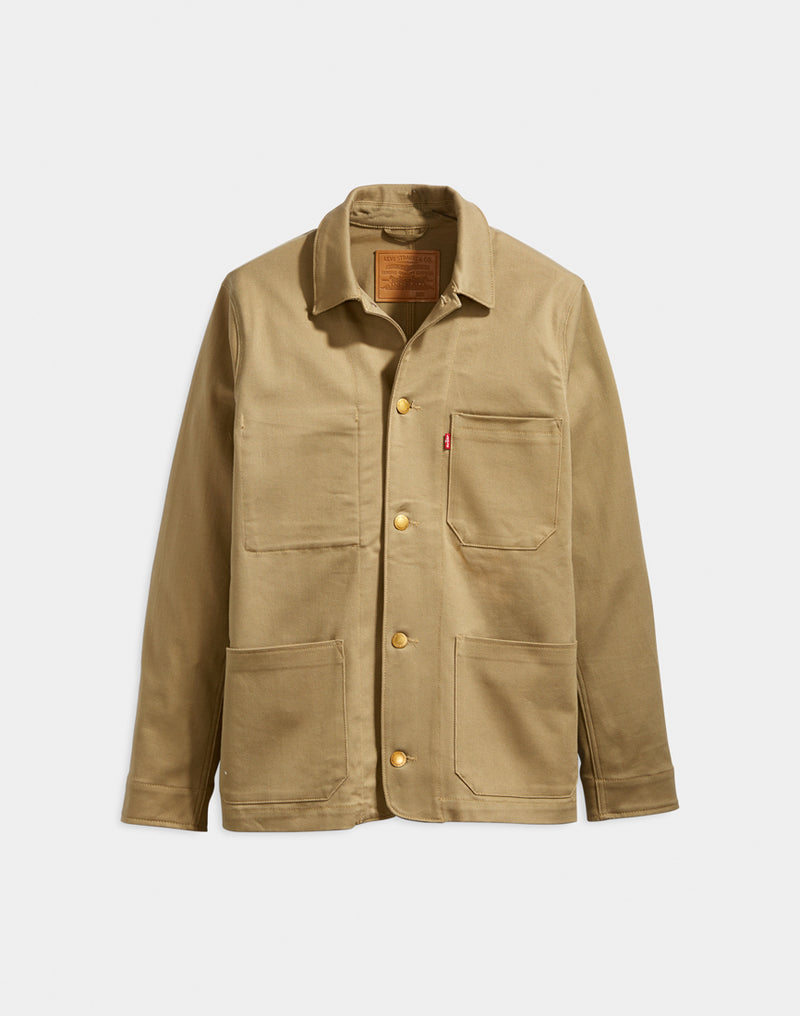 Levi's - Engineers Coat Tan