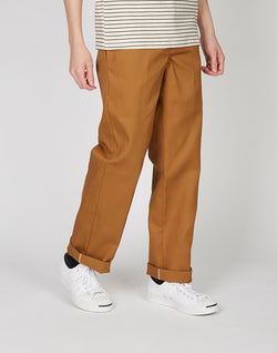 Dickies - 873 Slim Work Pant Duck Brown