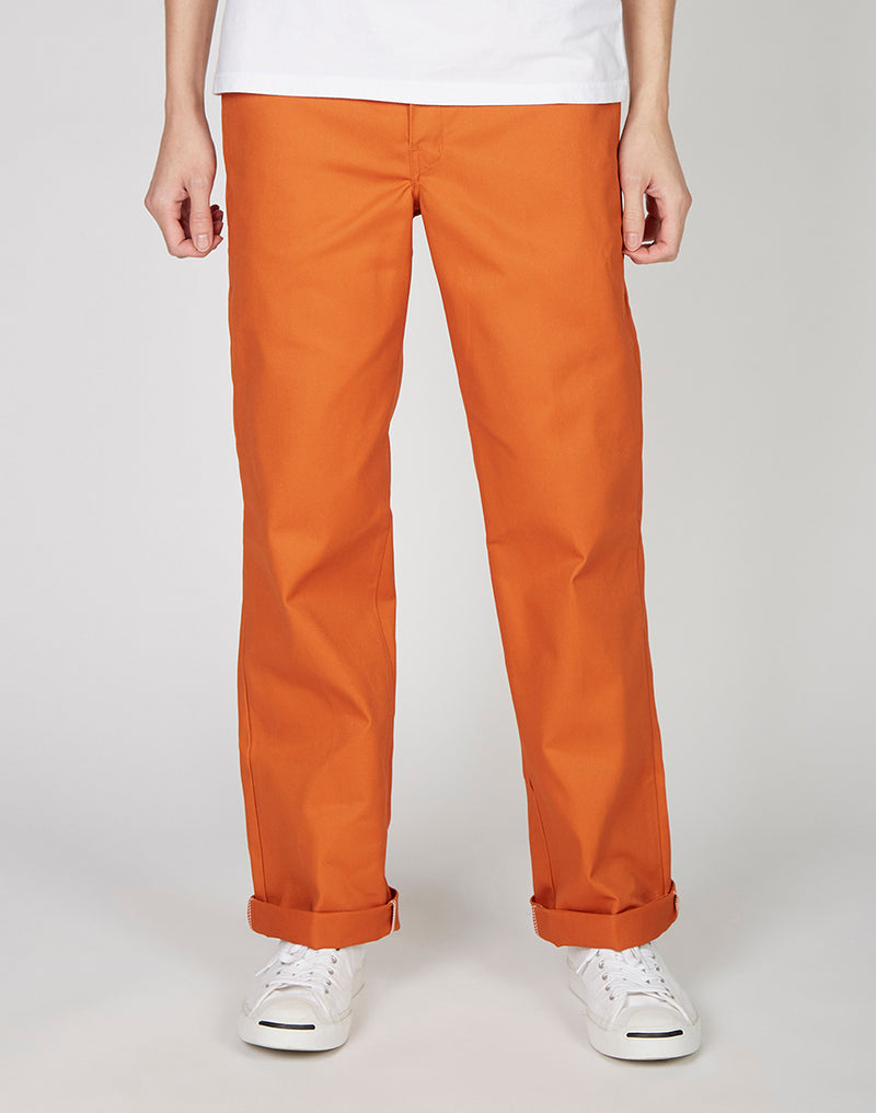 Dickies - 873 Slim/Straight Work Pant Rust