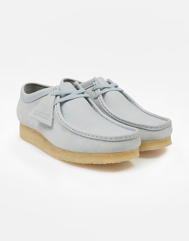 Clarks Originals - Wallabee Light Blue
