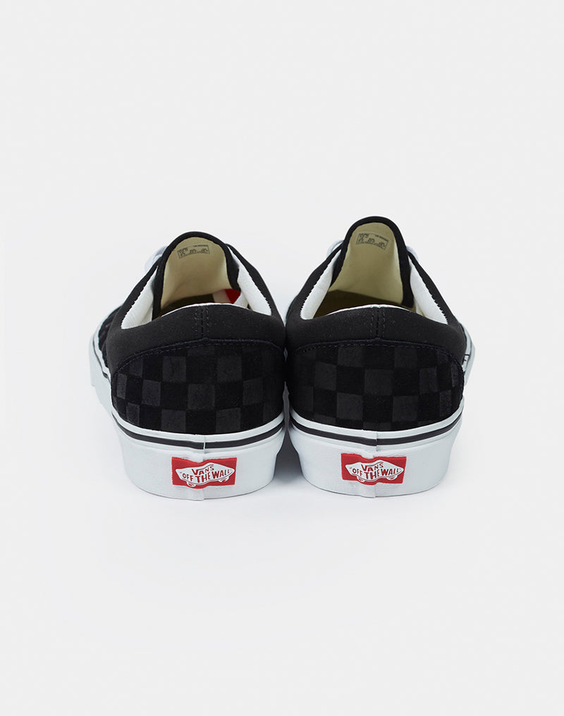 Vans - Era Trainers in Deboss Checkerboard