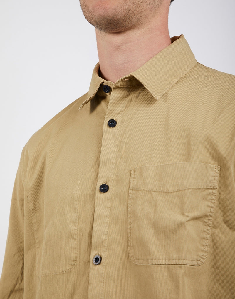 Albam - Workshirt Beige