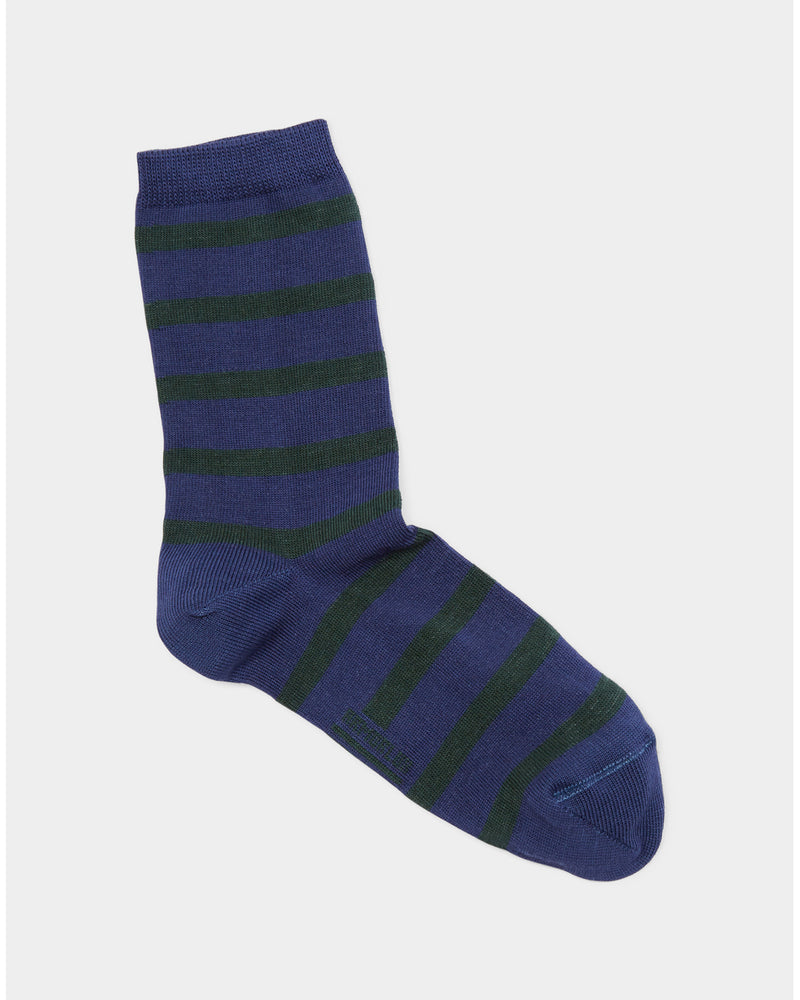 Armor Lux - Chaussettes Socks Blue and Green