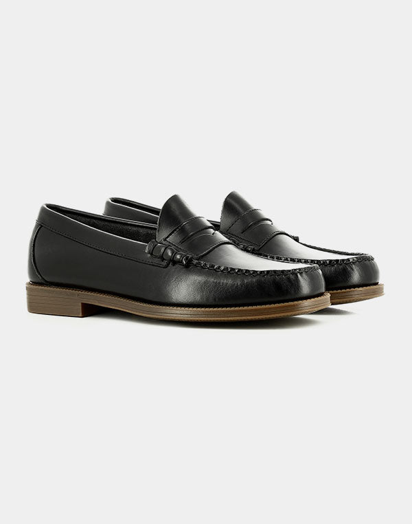 G.H.Bass & Co. - Easy Weejun Penny Loafers Black