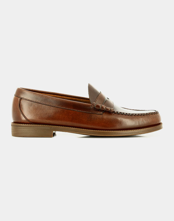 G.H.Bass & Co. - Easy Weejun Penny Loafers Dark Brown