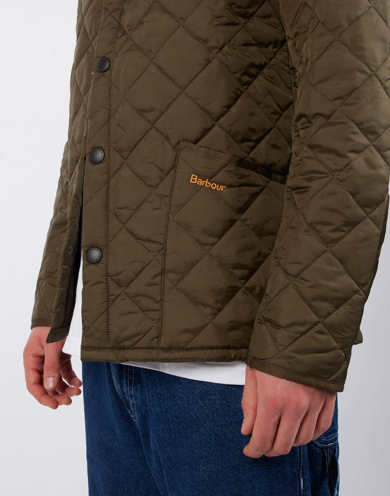 Barbour - Heritage Liddesdale Quilted Jacket Green