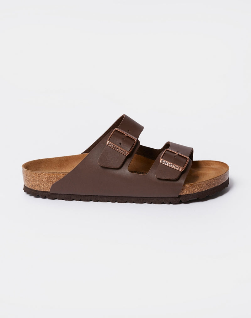 Birkenstock - Classic Arizona Sandal Dark Brown