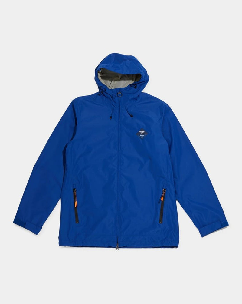 Barbour - Beacon Mound Jacket Charge Blue