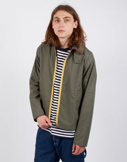 Barbour - Beacon Munro Wax Jacket Moss Green