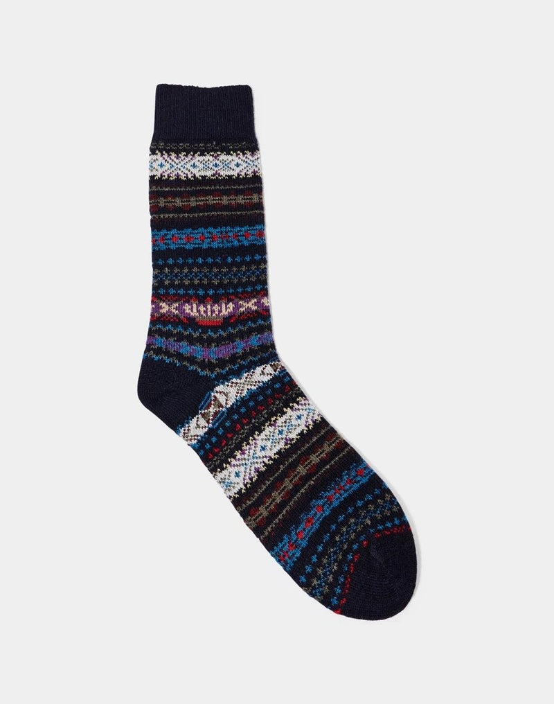 Barbour - Boyd Sock Navy