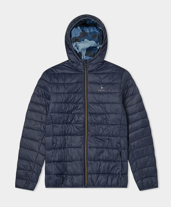 Barbour - Harg Quilted Jacket Navy