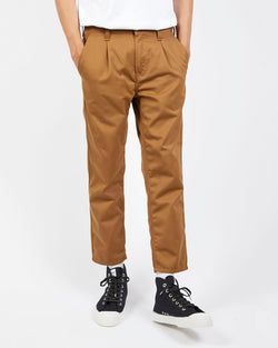 Carhartt WIP - Abbot Chinos Brown