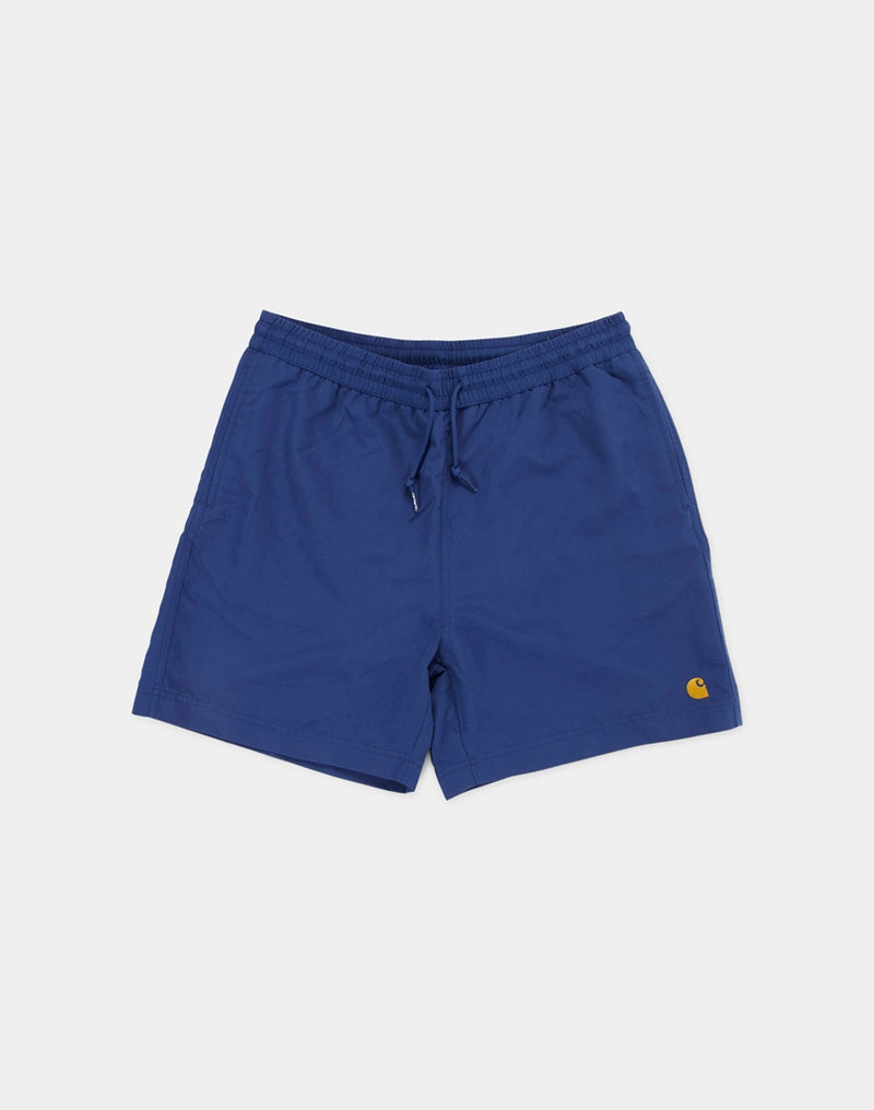 Carhartt WIP - Chase Swim Trunk Blue