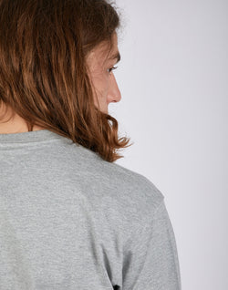Carhartt WIP - Long Sleeve Chase T-Shirt Heather