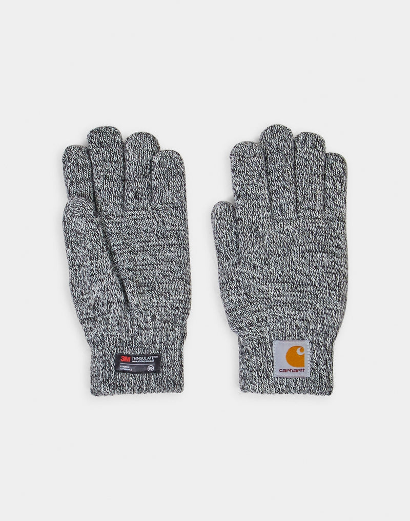Carhartt WIP - Scott Gloves Black