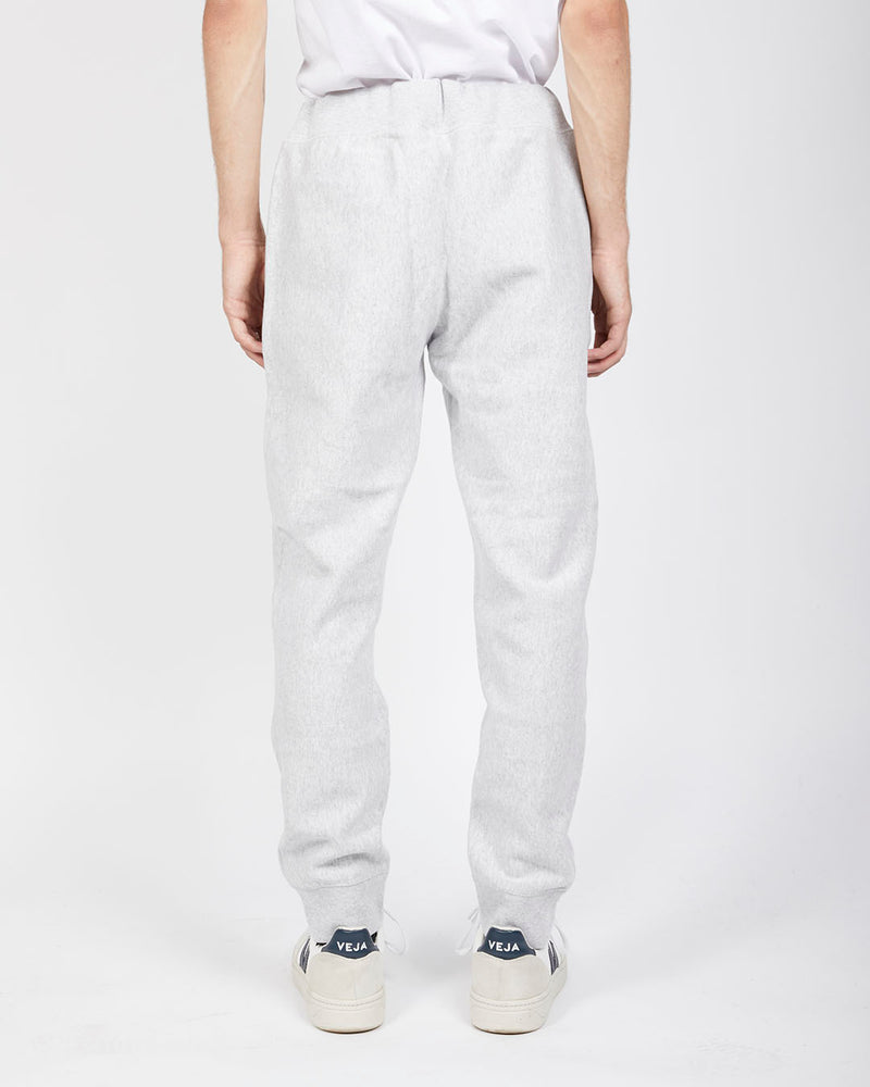 Champion - Rib Cuff Pants Heather Grey