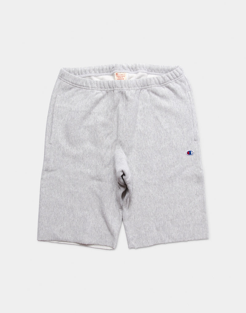 Champion - Fleece Shorts Grey