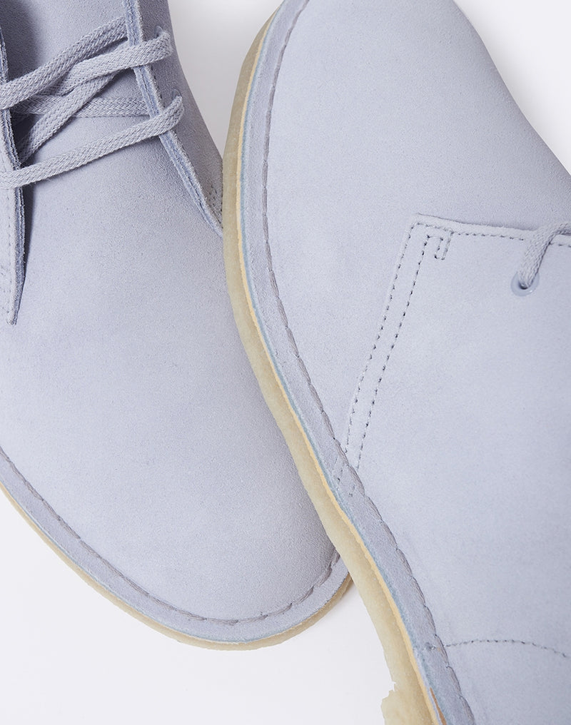 Clarks Originals - Desert Boot Blue