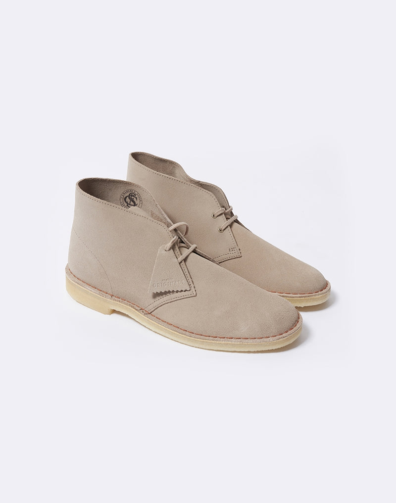 Clarks Originals - Desert Boot Sand