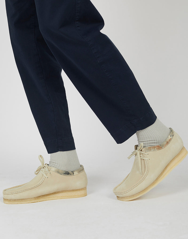 Clarks Originals - Wallabee Light Off White Interest