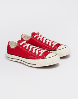 Converse - Chuck 70 Vintage Canvas Ox Red
